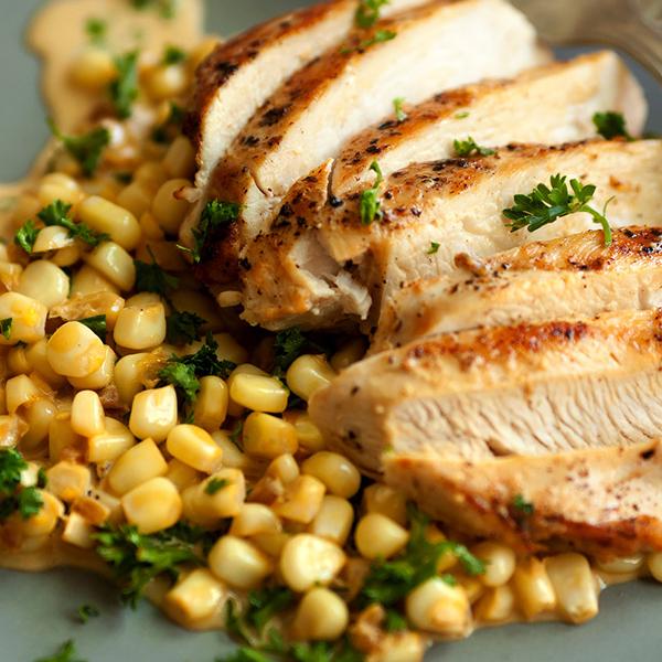 Corn_Chicken